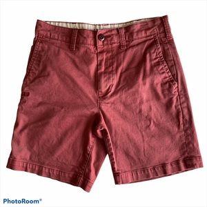 AE Men's Workwear Slim-fit Stretch Chino Shorts